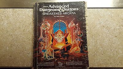 Official Advanced Dungeons & Dragons Unearthed Arcana #2017