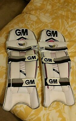 Gunn and Moore GM Cricket Batting Pads LH Mogul 909 Brand New