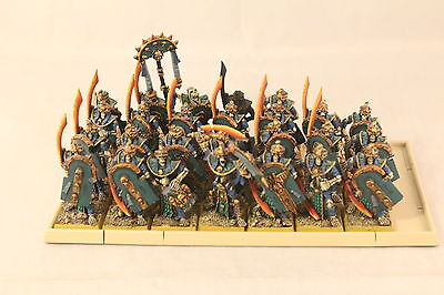 Warhammer Tomb Kings Tomb Guard Pro Painted