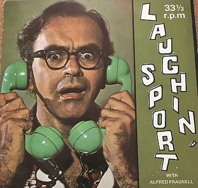 Laughing' Sport Alfred Pragnell Merrymen Barbados Telephone Conversation EP