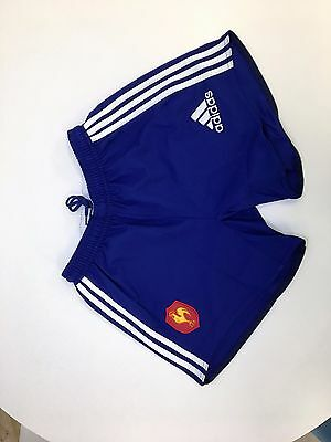 France rugby shorts. New. Official product. 32''.
