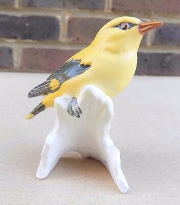 GOEBEL Golden Oriole Bird Figurine TMK5