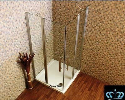 Rectangular Shower partition ,Shower cubicle, Glass cabin LXW-SE025 OVP Stock