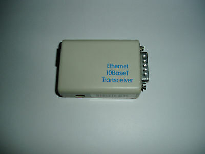 Ethernet 10BaseT Transceiver