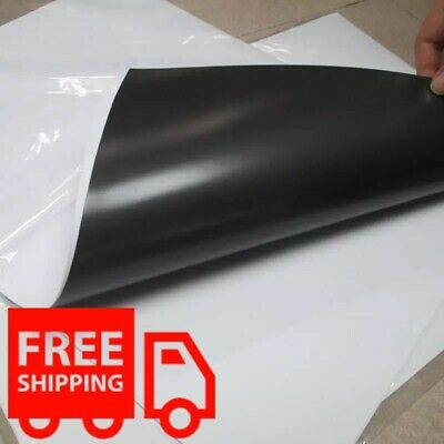 Magnetic Photo Paper Glossy Sheets Printable Print Flexible Inkjet 6 Sheets/Pack