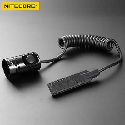 Nitecore RSW2 Remote Pressure Switch Adapter Design For P10 P20 Flashlighs Torch