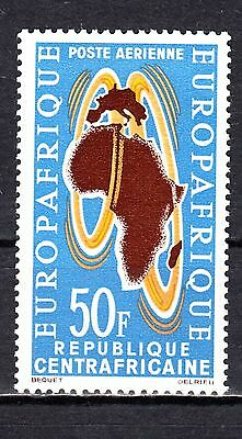 Central African Republic 1963 Mi 46 MNH (t3)