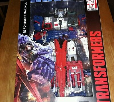 SDCC 2016 Transformers Fortress Maximus (UK Seller)