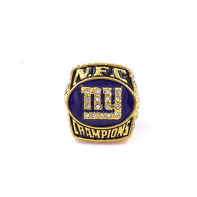 2000 New York NY Giants Championship Ring Great Gift For Men !!