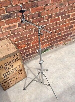 Free P&P. A Ryan Boom Arm Cymbal Stand For Drum Kit.