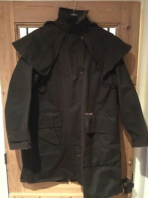 Driza-Bone Riding Coat Size 3