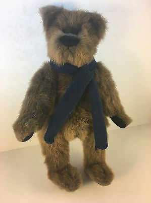 1998 Ganz Cottage Collectible Bear Milton By Catherine Tredger