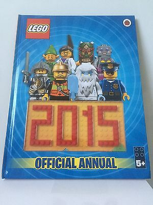 LEGO Official Annual 2015 by Penguin Books Ltd (Hardback, 2014)