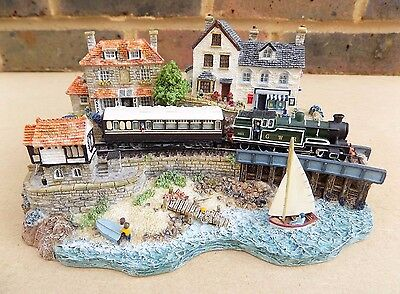 DANBURY MINT Country Lines Collection Sculpture - Seaside Special