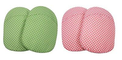 Town & Country Polka-Dot Gardening Knee Pads Pink/Lime Green Free Delivery