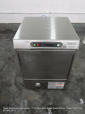 Hobart Commercial Undercounter Dishwasher Model LXIC