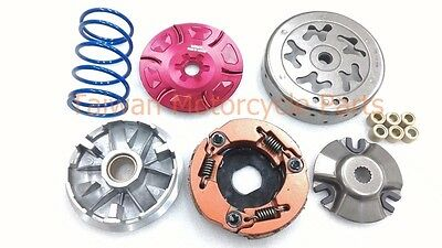 P.S YAMAHA MIO 110 NOUVO 110 TRANSMISSION CVT SET Pulley Clutch Bell