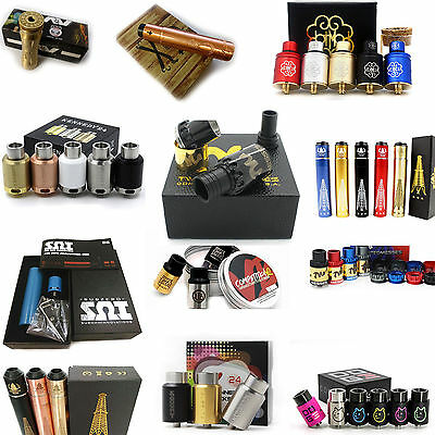 88 Types Of High Quality Rda And Mechanical Mod And Mech Kit Here, Uk Seller