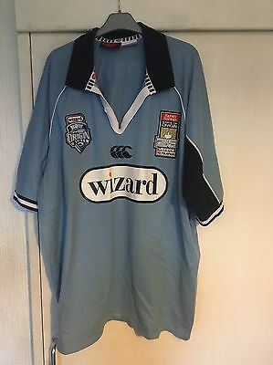 New South Wales State Of Origin Shirt 2xl