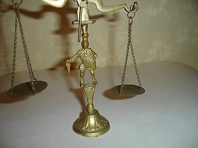 Vintage Brass Small Scale