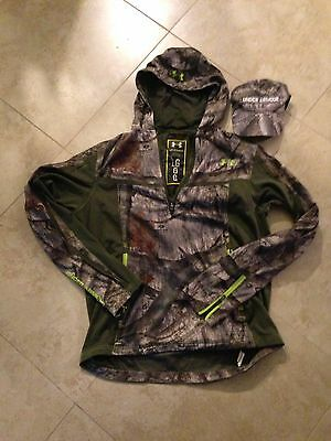 Under Armour Storm Jacket And Under Armour Cap