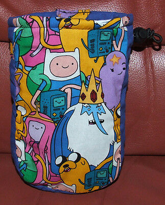 Rock Climbers Chalk bag  Adventure time  BRAND NEW l  last one