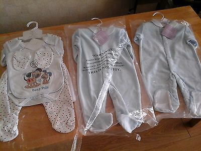 Bundle of baby boys clothes size 0-3 months BNWT
