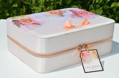 Ted Baker Pink Beauty Bag