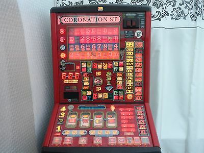 **fruit Machine £250 Jackpot**    ** Coronation Street**