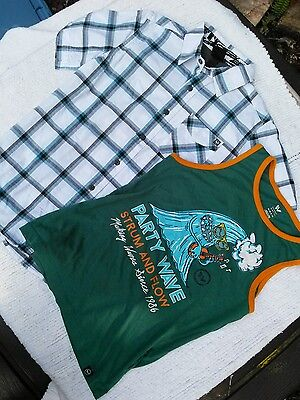 Youth boys clothing size medium 8y outfit sets shirt tops