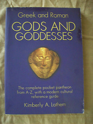 Book: Greek and Roman GODS AND GODDESSES