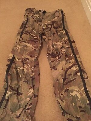 British Army Issue MTP  Trousers Camouflage Size M