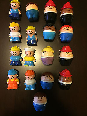 Vintage Fisher-Price Little People Lot