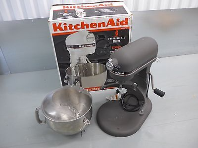 KitchenAid 6 Quart Professional Mixer KP2671X  - 120V Power Supply