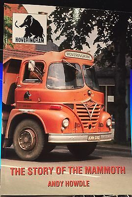 The Story Of The Mammoth A4 Book New on History Of Hoveringham Gravels Foden S21