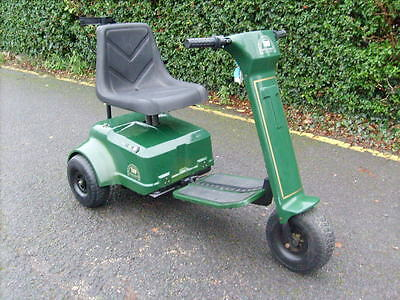 Patterson Trio Single Seat Golf Buggy