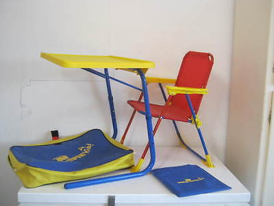 Table-Mate 4 Kids! Travel Table Desk and Chair in Bag