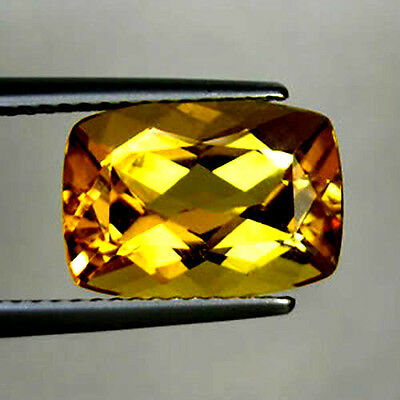 2.69Cts Own A Museum Grade Gem - Natural Heliodor YELLOW BERYL HELIODORE #LD002