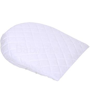 Anti Reflux Baby Wedge Pillow Colic Cushion For Pram Crib Cot Bed Flat Head Foam