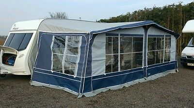 Ventura 'Atlantic' Full Caravan Awning