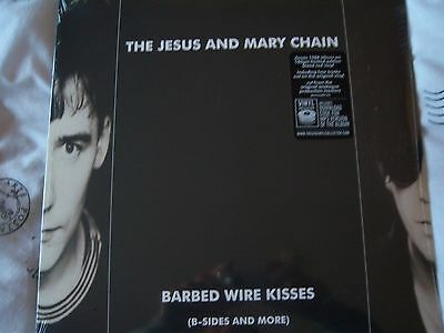 Jesus And Mary Chain   Barbed Wire Kisses  Ltd Blood Red Vinyl Min Bid 14.00