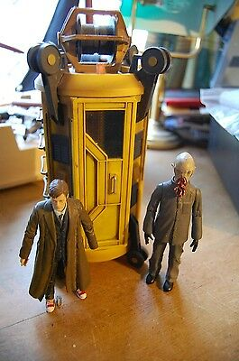 Doctor Who Satan Pit toys