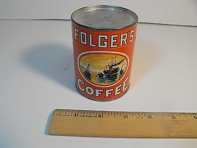 Folger's Coffee mint Puzzle in unopened package.