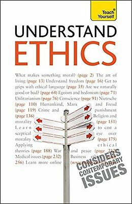 Understand Ethics: Teach Yourself Book by Thompson Mel Paperback