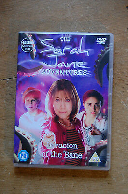 Doctor Who spin-off. Sarah Jane Adventures. Invasion of the Bane. DVD