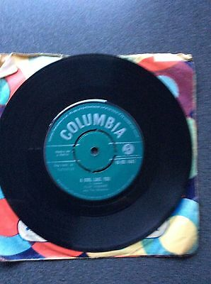 """Cliff Richard 7"""" vinyl """"A Girl Like You"""" """" Now`s The Time To fall In Love """""""