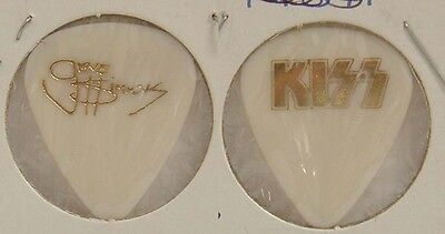 Kiss - Old Gene Simmons Hot In The Shade Concert Tour Guitar Pick