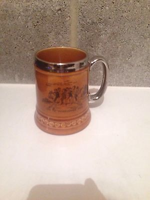 vintage lord nelson tankard