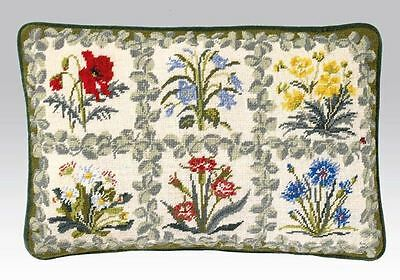 EHRMAN MEADOW needlepoint MARGARET MURTON tapestry kit DISCONTINUED