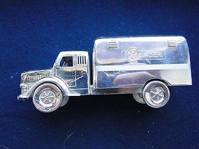 Miniature Van Sterling Silver Made In Italy Circa 1996